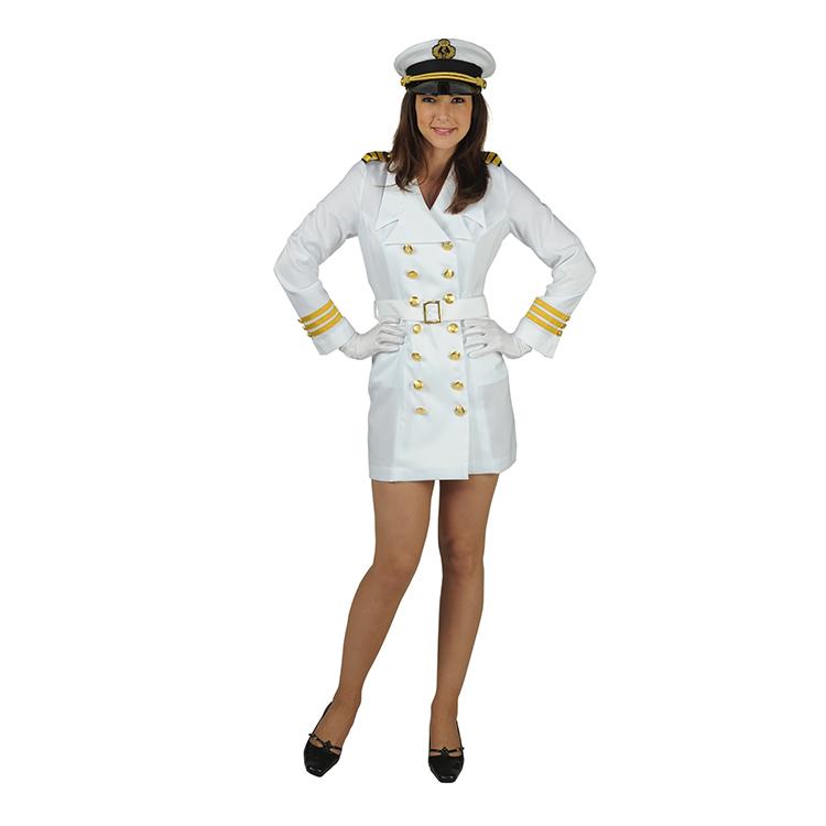 kapitein-vrouw