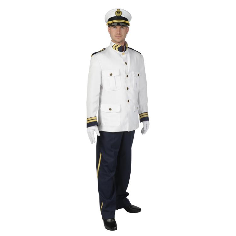 kapitein tweedelig