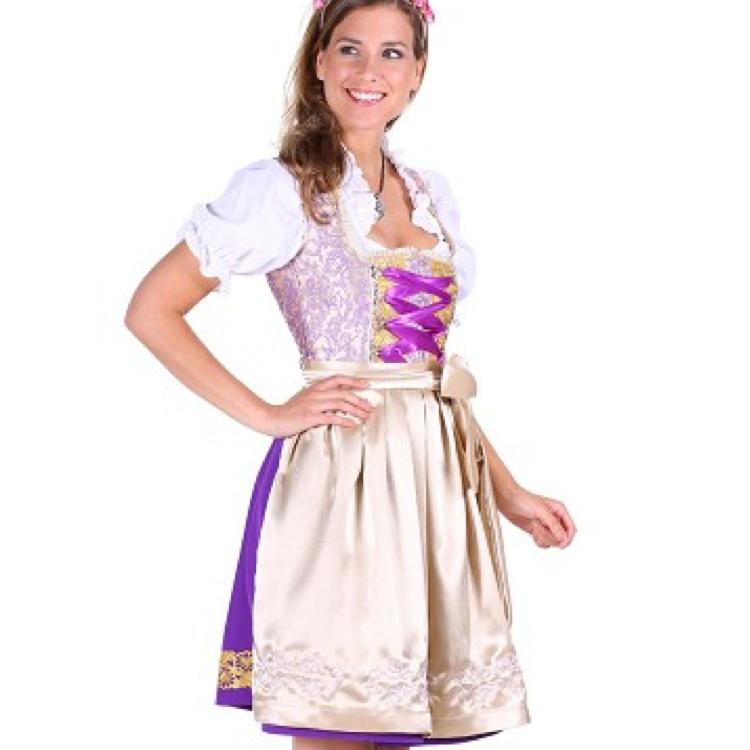 915db7b9024f4e Tiroler dirndl jurk origineel maat 44