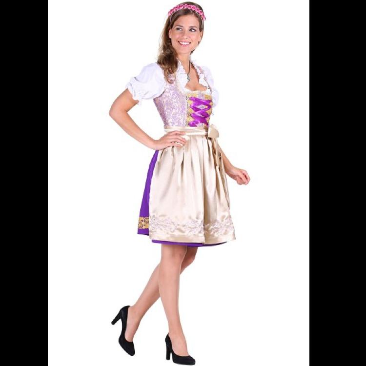 3f0beb2842b089 Tiroler dirndl jurk origineel maat 40